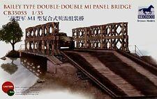 Bronco 1/35 CB35055 Bailey Bridge Type Double-Double M1