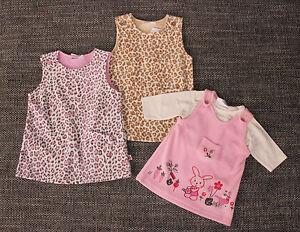 Baby Mädchen Kleid Fleecepullover Pullover FLEECE * AUSWAHL * 80 86 NEU