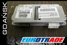 BMW X6 F16 F86 M CONTROL UNIT ZB ICAM 4 TRS TOP REAR SIDE VIEW 9360365