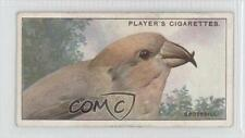 1929 Player's Curious Beaks Tobacco Base #7 Crossbill Non-Sports Card 1s8