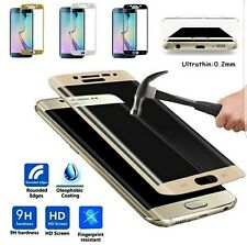 Full Cover Curved Clear Screen Protector Guard Film For Samsung and IPhone.