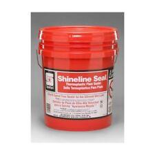Spartan Shineline Seal Floor Finish/Sealer, 5 gal pail