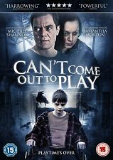 Can't Come Out To Play [DVD]