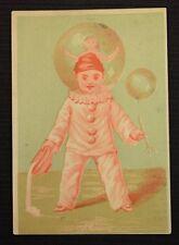 "Antique Victorian Trade Card Graham Bros & Co Chicago IL 3"" x 4"""