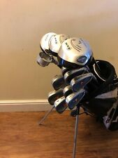 SUPERB SET OF MENS RAM & MACGREGOR GOLF CLUBS