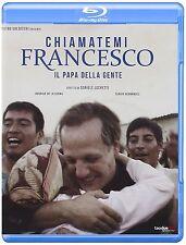 Chiamatemi Francesco - Il Papa Della Gente ( Blu Ray ) Papa Bergoglio
