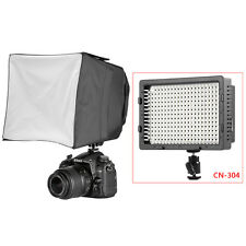 "8""x9""/20 x24cm Portable Large PRO LED Photography Studio Soft Box for CN304"