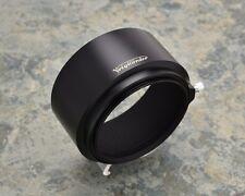 Mint Genuine Voigtlander NOKTON 42.5mm f/0.95 Lens Hood Micro 4/3 Shade (#1423)