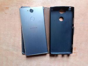 Sony Xperia XA2 - 32 Go - Argent (Désimlocké) + Accessoires