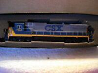 H.O. Locomotive GE DASH 8-40C (CSX)