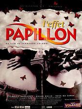 Affiche 120x160cm L'EFFET PAPILLON (EL EFECTO MARIPOSA) 1995 Colomo NEUVE
