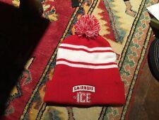 Smirnoff  Red White  Knit Hat Nwot