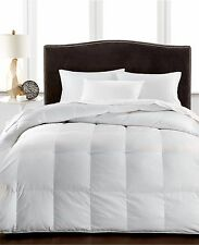 Hotel Collection Medium Weight Hungarian White Down King Comforter A693