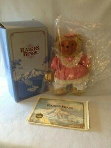Raikes Bears Vintage #5457 Penelope