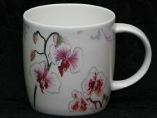 IAN KIRKHAM ORCHIDS Fine Bone China SOPHIE Mug #1