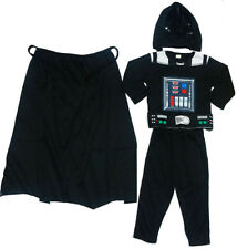 NEW SIZE 2-12 KIDS COSTUME STAR WARS DARTH VADER BOY DRESS UP PARTY GIFT HEROES