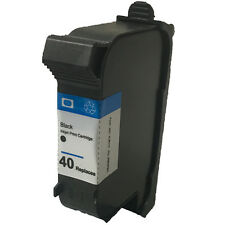 HP40 Black Ink Reman Cartridge For 1200 430 450c 455ca 488c HP 51640A