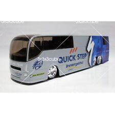 IPCT Limited 1/50 Scale Tour de France Belgium Quick Step Diecast Model Bus 1;50