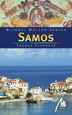 SAMOS Michael Müller Reiseführer Griechenland Insel 10 Insel Reisehandbuch NEU
