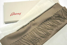 NEW BRIONI  Scarf 100% Cashmere Made in Italy
