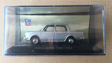 """DIE CAST """" SIMCA ABARTH 1150S - 1963 """" SIMCA COLLECTION  SCALA 1/43"""