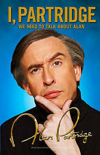 Partridge, Alan, I, Partridge: We Need To Talk About Alan, Hardcover, Very Good