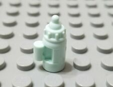 Minifig LEGO Light Aqua Baby Bottle with Handle Utensil
