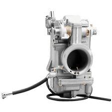 Mikuni HSR 45mm Carburetor Only, Natural Finish Flat Slide Harley - TM45-2K