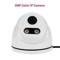 2MP 1080P IP Camera Onvif 3.6mm Security Network Full Color Night Vision Home