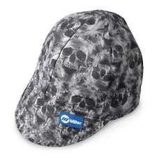 Miller 286974 Headthreads Welding Cap Ghost Skulls 2 Size 7 12