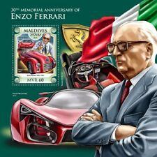 Maldives  2018 Enzo Ferrari  cars MS  S201806
