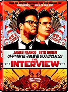 INTERVIEW NEW DVD