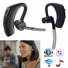 Bluetooth Wireless Headset Handsfree Stereo Earphone For iPhone Samsung LG HTC.