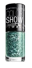 Maybelline new York color show nail polish polka dots #55 drops of jade