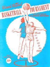 ART PRINT POSTER SPORT BASKETBALL WOMEN NATIONAL MISSOURI PROGRAM NOFL1058