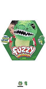 NEW, Fuzzy Wubble Rocky The T-Rex Dinosaur