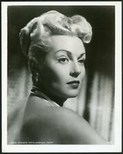 LANA TURNER Original Vintage 1940s MGM GLAMOUR PORTRAIT Photo