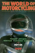 1993 26 - 31 OCT 36110  BIRMINGHAM THE INTERNATIONAL MOTOR CYCLE  SHOW GUIDE