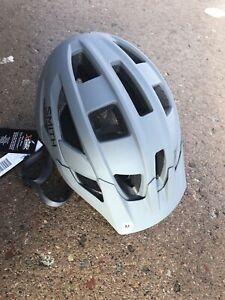 New Smith Rover MTB Helmet Matte Charcoal Size Medium
