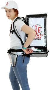 Beverage Backpack For Cans, Bottles And Snacks Merchandising Sampling Backpack