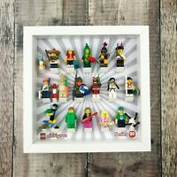 Display Frame for LEGO Series 20 Minifigures | Series 20 Minifig Case