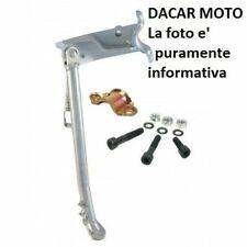 Béquilles latérales en chrome pour motocyclette Peugeot