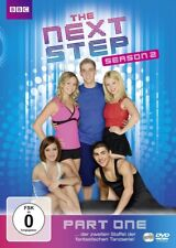 THE NEXT STEP - THE NEXT STEP-SEASON 2 PART 1 (BBC)  2 DVD NEU