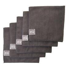 AUTOGLYM Microfibre Polishing Cloth Grey (5)  High Quality Cleaning Waxing Towel