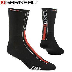 Louis Garneau Course Cycling Socks - Black - Sizes S/M (EUR 36-42)