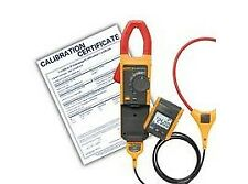 Fluke 381 Nist Remote Display True Rms Acdc Clamp Meter With Iflexampreg