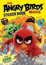 Angry Birds Movie Sticker Book with over 1000 stickers