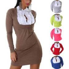 Damenkleider mit 36 Normalgröße Retro Größe