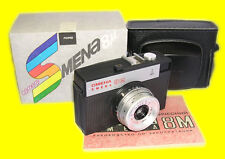 BRAND NEW! SMENA-8M LOMO USSR Russian compact 35mm camera in BOX Lomography 40mm