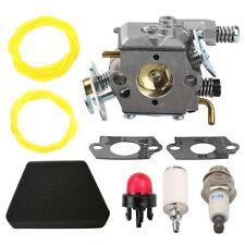 Carburetor Carb Air Fuel Filter Poulan PPB1634LE PP260LE PP260 PP220 BH2660